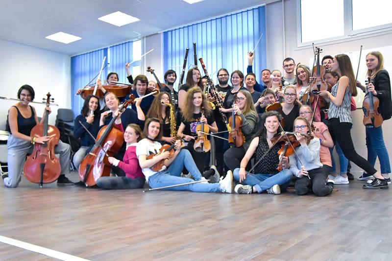 Le Pop Orchestra propose une formation musicale de qualité